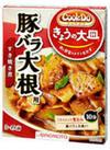 味の素 今日の大皿 豚バラ大根 149円(税込)