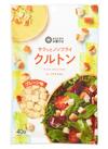 サクッとノンフライ クルトン プレーン味 105円(税込)