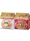 マルちゃん正麺・10周年記念(旨辛醤油・鶏白湯) 322円(税込)