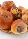 薄皮パン(つぶあん、チョコ、クリーム) 98円(税抜)