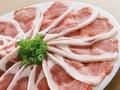 豚しょうが焼き用肉 198円(税抜)