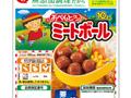 おべんとくん ミートボール 258円(税抜)