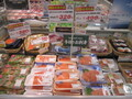 生アトランティックサーモン刺身(養殖) 328円(税抜)