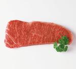 プレミアムアンガス牛肩ロースステーキ 500円(税抜)