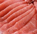 国産豚ロース薄切り 198円(税抜)