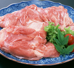 若鶏モモ唐揚げ用(解凍) 94円(税抜)
