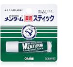 メンターム薬用スティック 78円(税抜)