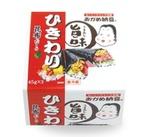 おかめ納豆旨味ひきわりミニ3 79円(税抜)