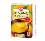 粒入りコーンスープカップ・コーンクリームスープカップ 218円(税抜)