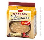 炒めたまねぎとたまごのおみそ汁 348円(税抜)
