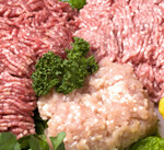牛豚合挽肉 20%引