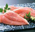 若鶏むね肉 555円(税抜)
