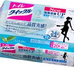 トイレクイックル詰替用ジャンボパック 278円(税抜)