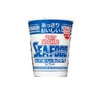 日清 あっさりおいしいヌードル シーフード 60G 88円(税抜)