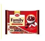 コープ ファミリーチョコレート 200g 10円引