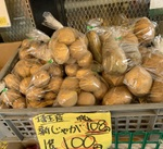 新じゃが 108円(税込)