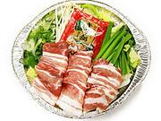 豚バラキムチ鍋セット 398円(税抜)