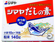 だしの素 168円(税抜)
