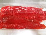 塩筋子(紅鮭子) 357円(税抜)