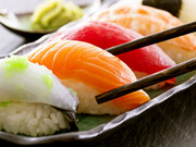生寿司 浜菊18貫 1,270円(税抜)