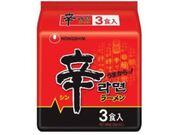 辛ラーメン(袋麺) 268円(税抜)