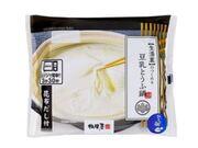 生湯葉のつくれる豆乳とうふ鍋 166円(税抜)