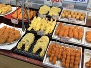 天ぷらフライバイキング 98円(税抜)