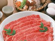 相州牛肩ロース肉すき焼用 799円(税抜)
