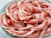 豚肉バラ切り落とし 148円(税抜)