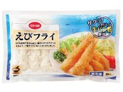 CO-OP えびフライ(冷凍) 358円(税抜)