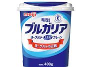 ブルガリアヨーグルト(プレーン・脂肪0) 115円(税抜)