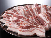 豚バラ焼肉用 188円(税抜)