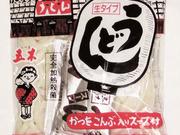スープ付うどん 107円(税込)