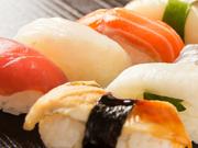 握り寿司セット16貫盛り合せ 1,170円(税抜)