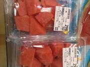すいか(ブロック) 298円(税抜)