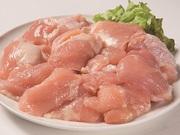 若鶏肩肉(一部解凍品含みます) 77円(税抜)