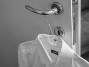 温水洗いワイシャツ 125円(税抜)