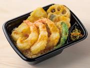 海鮮えび天丼 560円