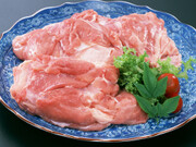 松山どり若鶏もも肉.ささみ 98円(税抜)