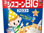 シスコーンBIG フロスト 158円(税抜)