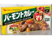 バーモントカレー 甘口・中辛・辛口 118円(税抜)