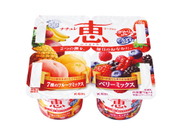 ナチュレ恵 7種のフルーツミックス+ベリーミックス 138円