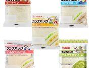 ランチパックシリーズ 106円(税込)