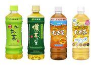 おーいお茶シリーズ 4品 69円(税込)