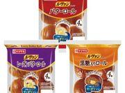 ルヴァンバターロール4個 96円(税込)