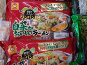 白菜がおいしいラーメン 150円(税込)