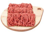 牛豚挽肉(牛肉:豪州産・国産・カナダ産/豚肉:国産・カナダ産) 117円(税込)