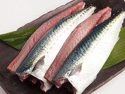 塩鯖 380円(税抜)
