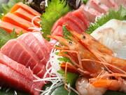 海鮮お刺身盛り合わせ 680円(税抜)