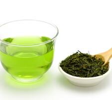 宇治抹茶入玄米茶 450円(税抜)